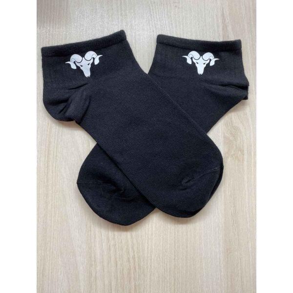 Gabor Boraros ponozky socks cierne 02